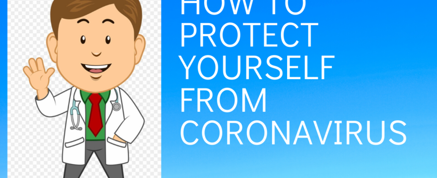 How to protect yourself from coronavirus pneumonia?