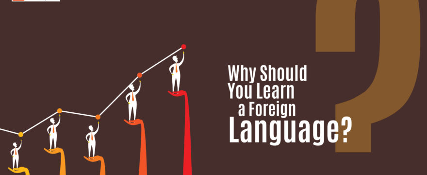 Why should I learn a language?