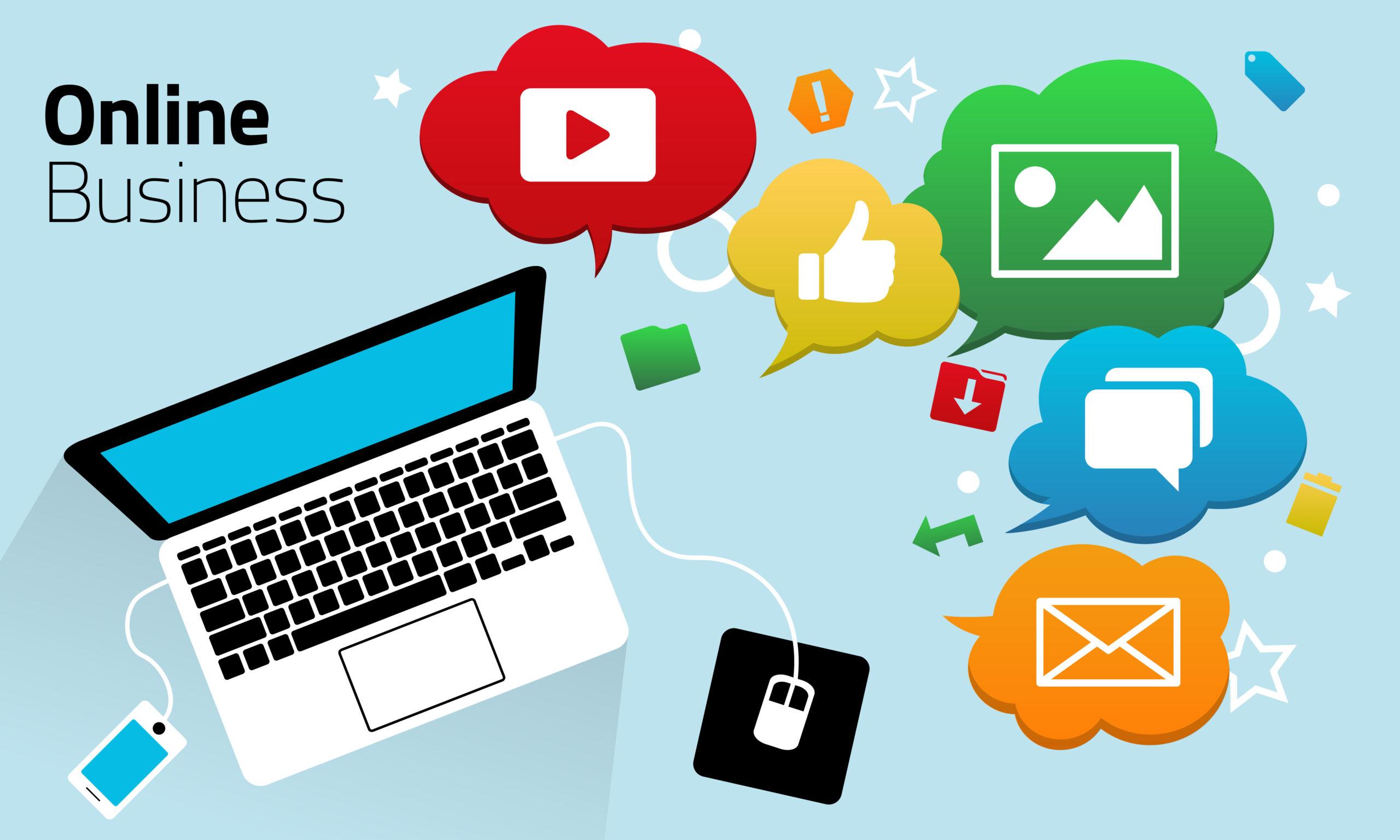 Будущее онлайн-бизнеса: 6 причин, почему вам нужно искать здесь свое место